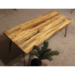 Blue Stain Pine Coffee Table